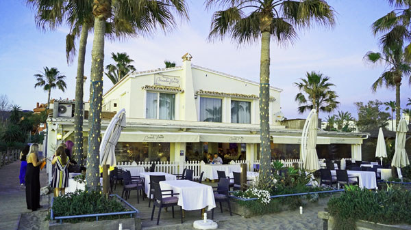 Beach House marbella
