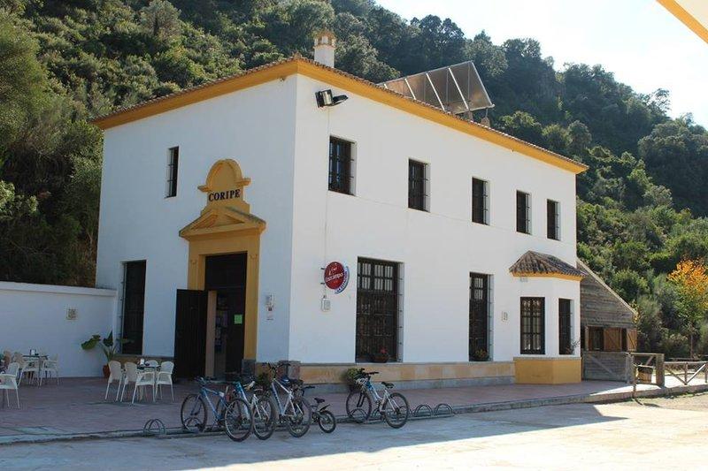 Estación de Coripe sevilla
