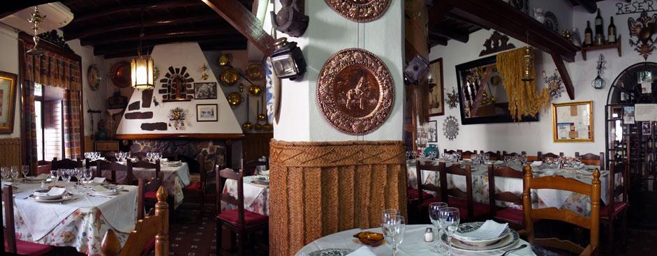 HUELVA Casas Restaurant