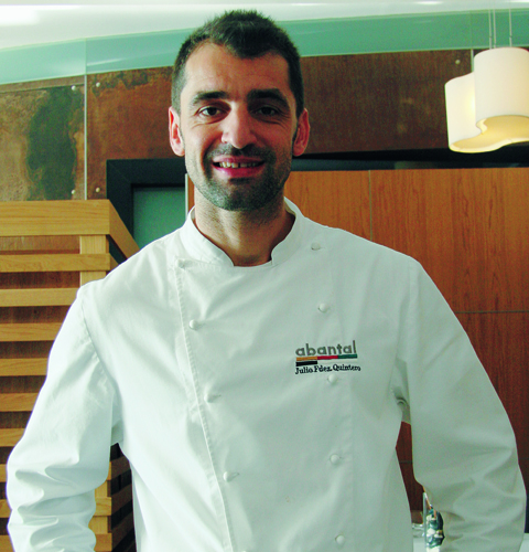abantal chef sevilla