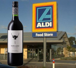 Aldi spanish wine wins award