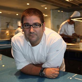 chef dani garcia teams with Iberia