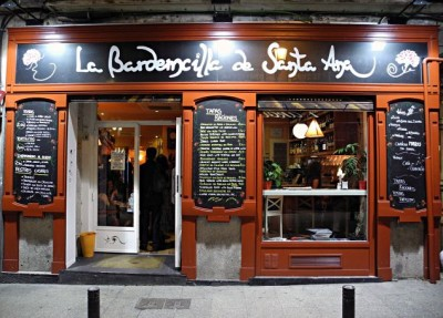 javier bardem restaurant