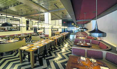 manzanilla restaurant dani garcia