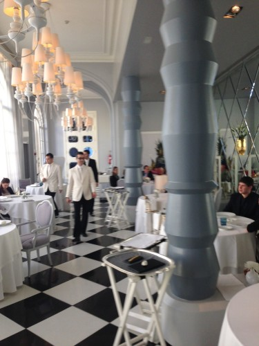 casino restaurant madrid