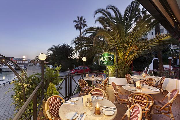 Alberts Restaurant Marbella