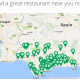 dining secrets andalucia interactive map