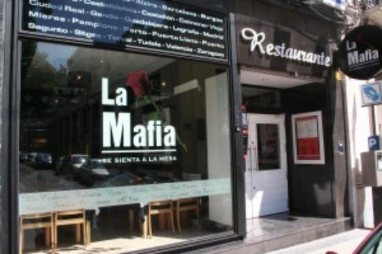 la mafia restaurant