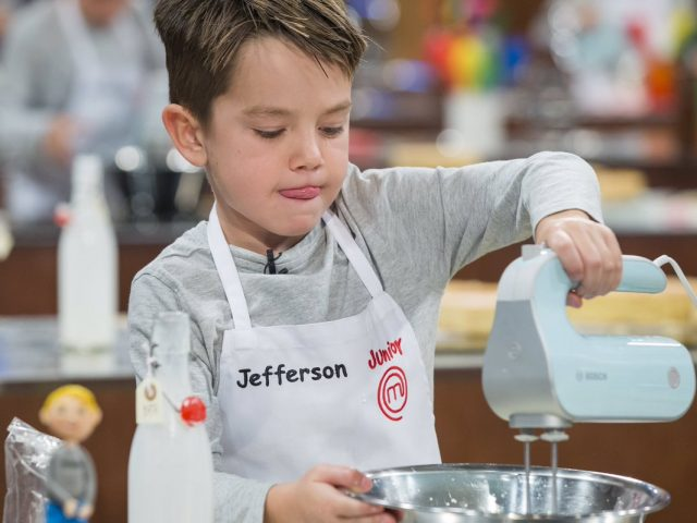 oscar jefferson junior masterchef