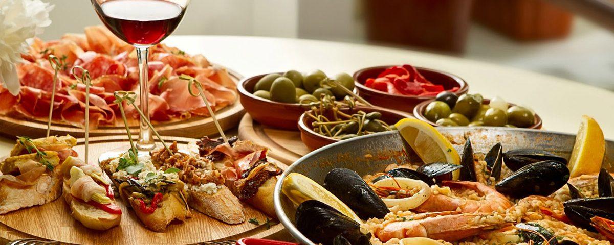 spanish gastronomy main