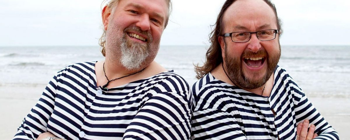 hairybikers