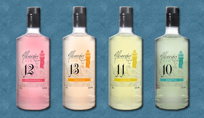 Malaga gins you must try this summer