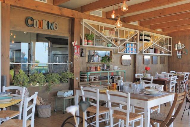 The stunning Tarifa restaurant Osteria del Sole
