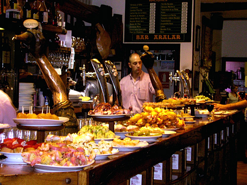 Iconic Spanish staple named the 'best food experience in the world'