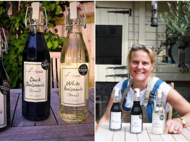 British expat wins top UK food awards for Andalucia made balsamic vinegars