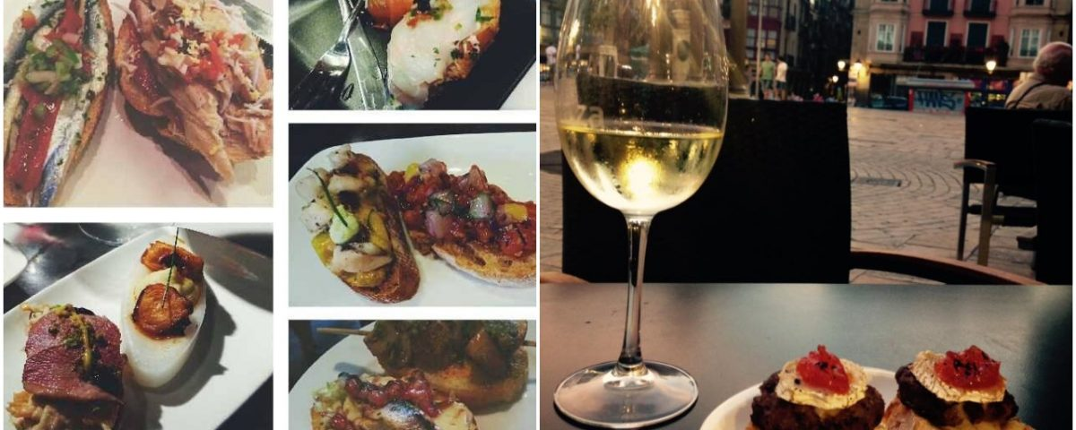 Pintxo hopping in Spain's San Sebastian