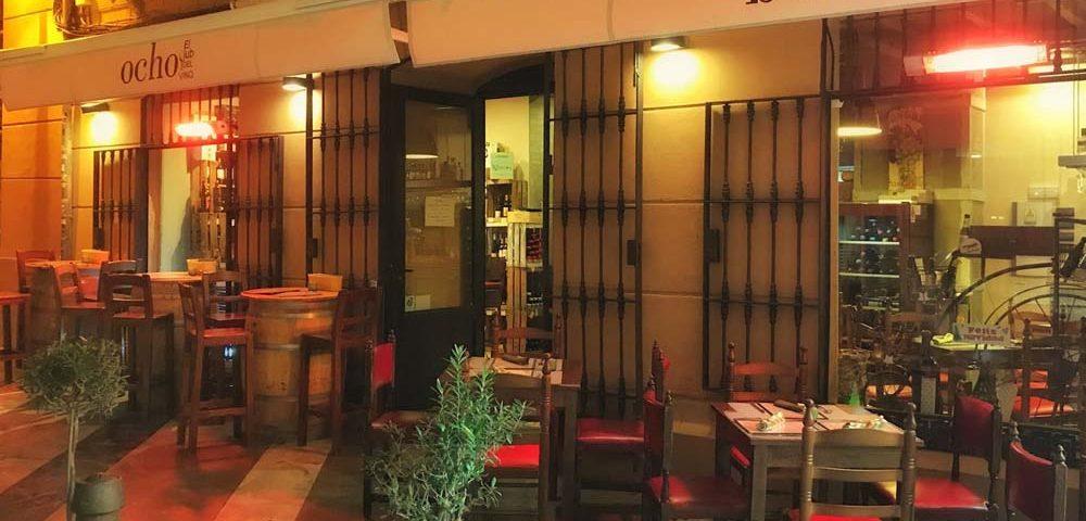 Ocho restaurant